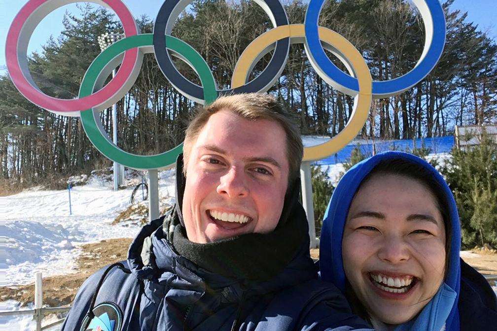 The senior, a multimedia journalism major in the Virginia Tech College of Liberal Arts and Human Sciences, landed a competitive NBC internship with the Olympics.