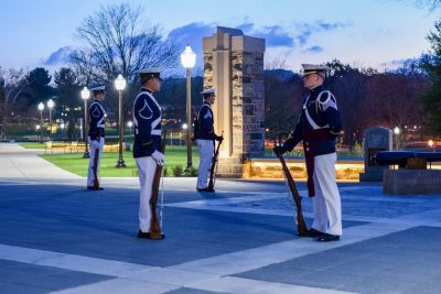 Virginia Tech's Corps of Cadets