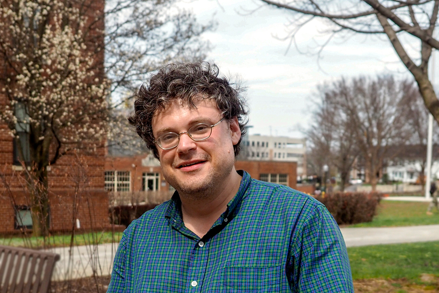Alexander Dickow, Associate Professor of French