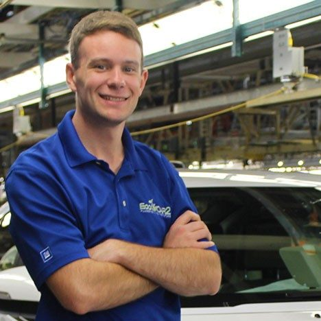 Chris is the plant communications manager for General Motors' Orion Assembly and Pontiac Metal Center, located just north of Detroit, Michigan.