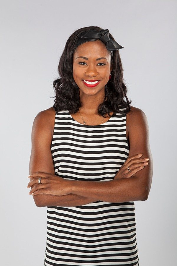 While studying multimedia journalism, Tamara completed internships at Wavy TV-10, the Washington Redskins, and WSLS 10 Sports. After graduating, she was a sideline reporter and digital media specialist for Fighting Irish Media at the University of Notre Dame. She reported on ACC Network Extra Games, co-hosted shows and in-stadium events, and produced social media during sporting events for all 26 sports teams at the university. Tamara currently works in the New York Football Giants Broadcast Department to host, produce, edit, and shoot footage.
