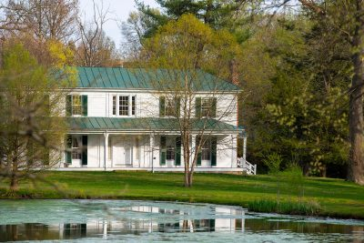 The Solitude House at the Duck Pond