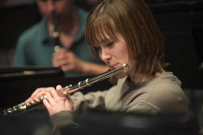 Carnegie Hall Accolades Help Send Wind Ensemble to Perform at National Conference