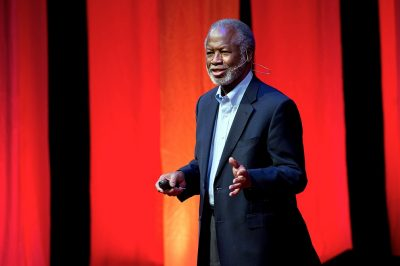 Wornie Reed gives a TEDxVirginiaTech talk about institutional racism.