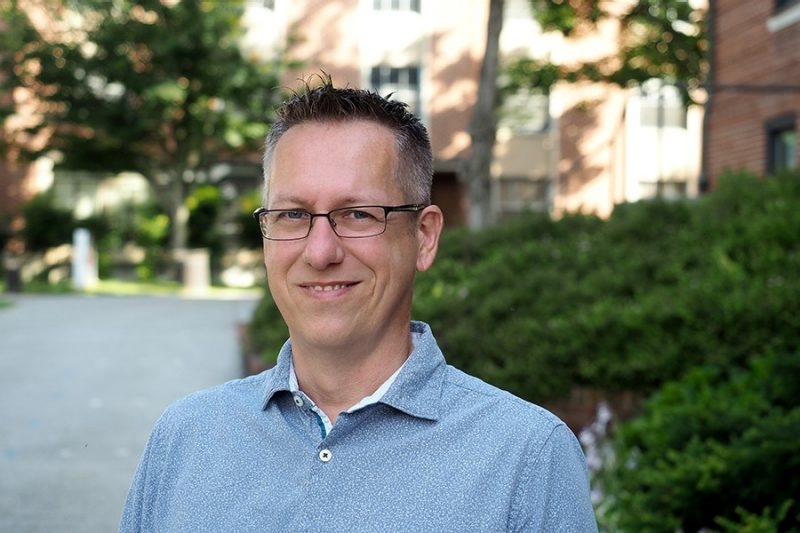 Brett Shadle, Professor and Chair of the Department of History
