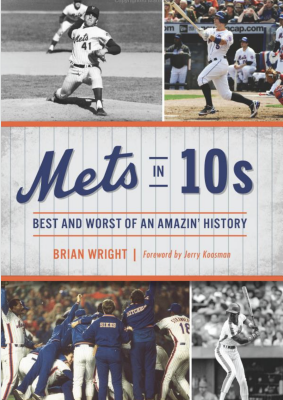 Mets in 10s book cover