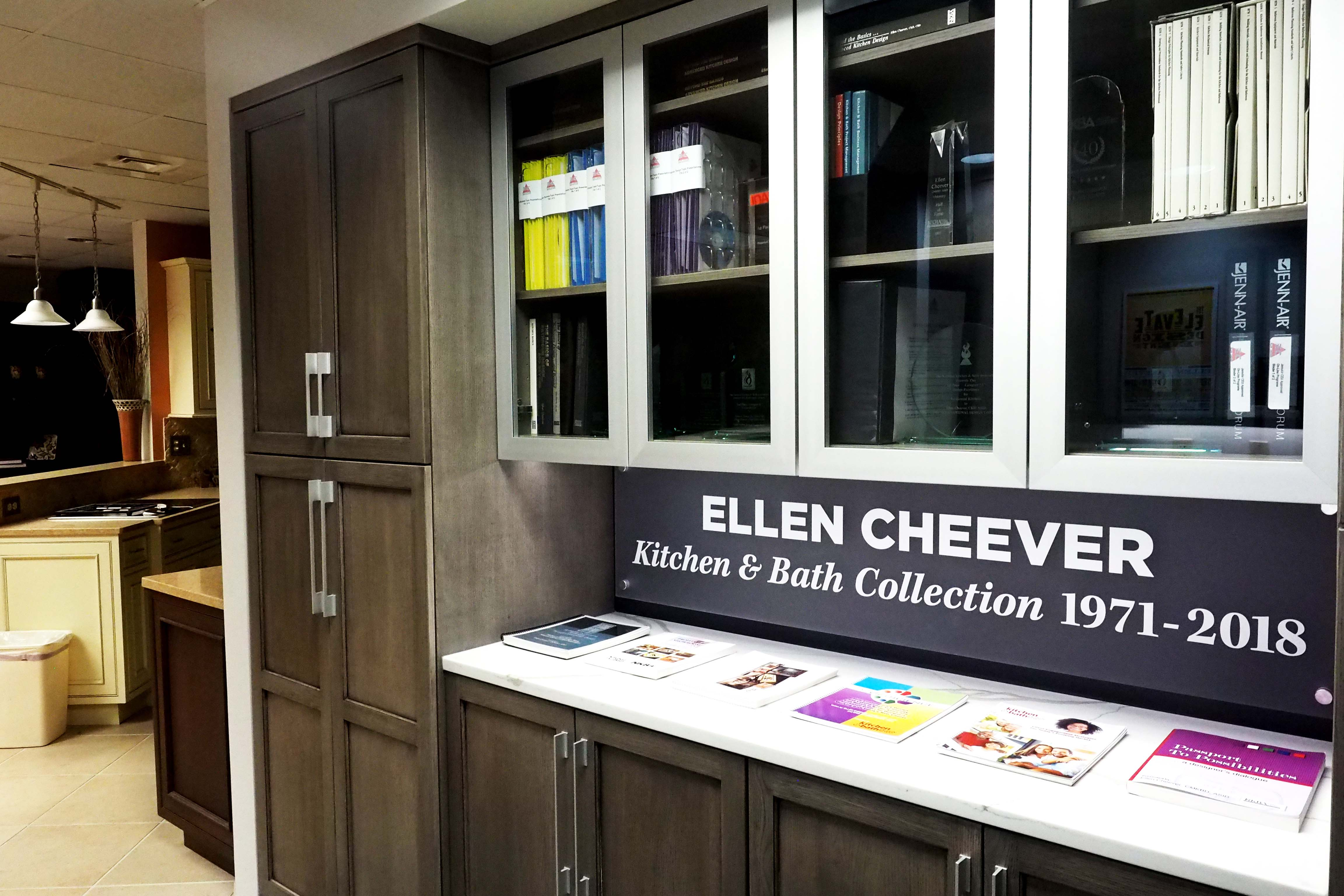 Ellen Cheever Kitchen And Bath Collection 1971 2018 College Of Liberal Arts And Human Sciences Virginia Tech