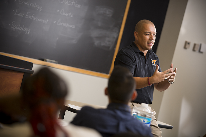 Anthony Peguero, Associate Professor of Sociology