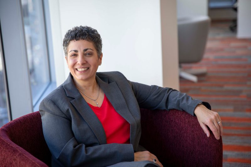 Laura Belmonte, Dean of the Virginia Tech College of Liberal Arts and Human Sciences