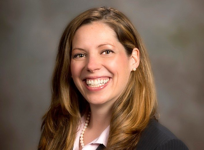 Erin Hopkins, Assistant Professor of Property Management