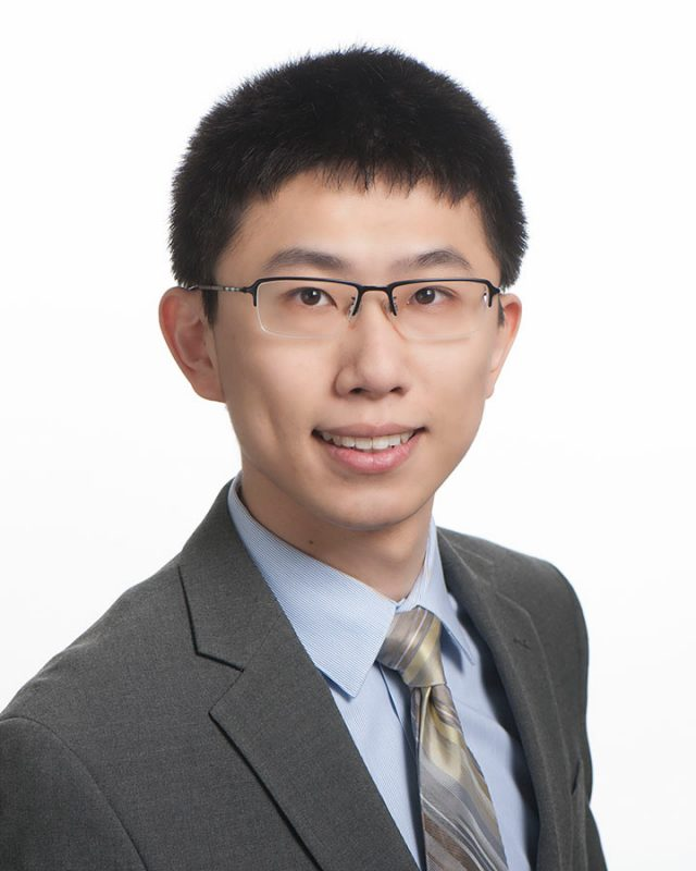 Kevin Cheng, Assistant Professor