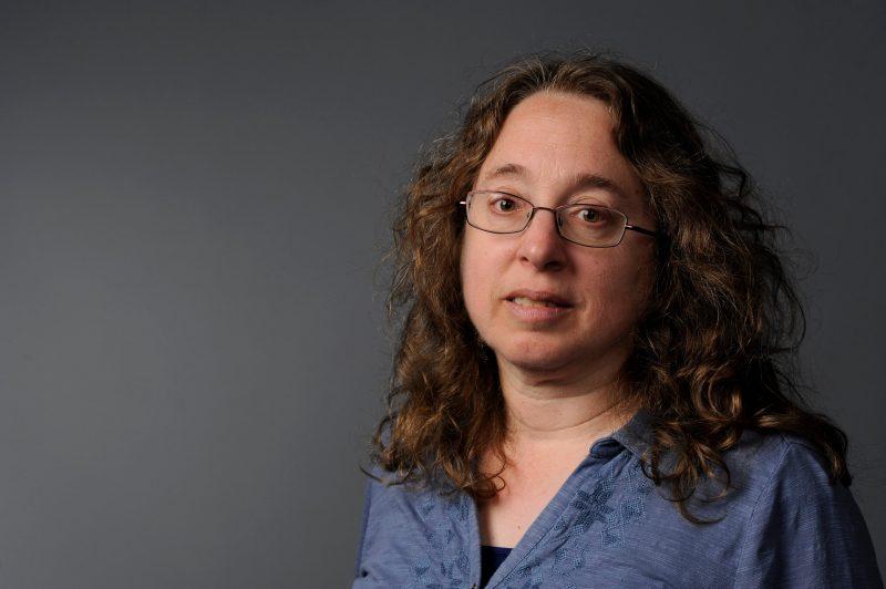 GCU lecture guest Marian Mollin, Ph.D., historian
