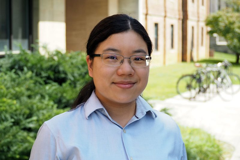 Sophia Tingting Zhao, Assistant Professor of Chinese