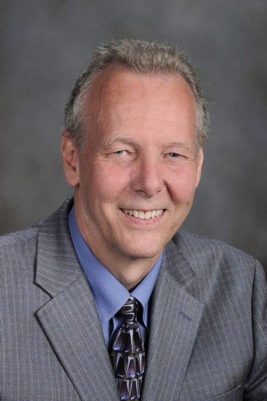Douglas Lind, Professor and Chair