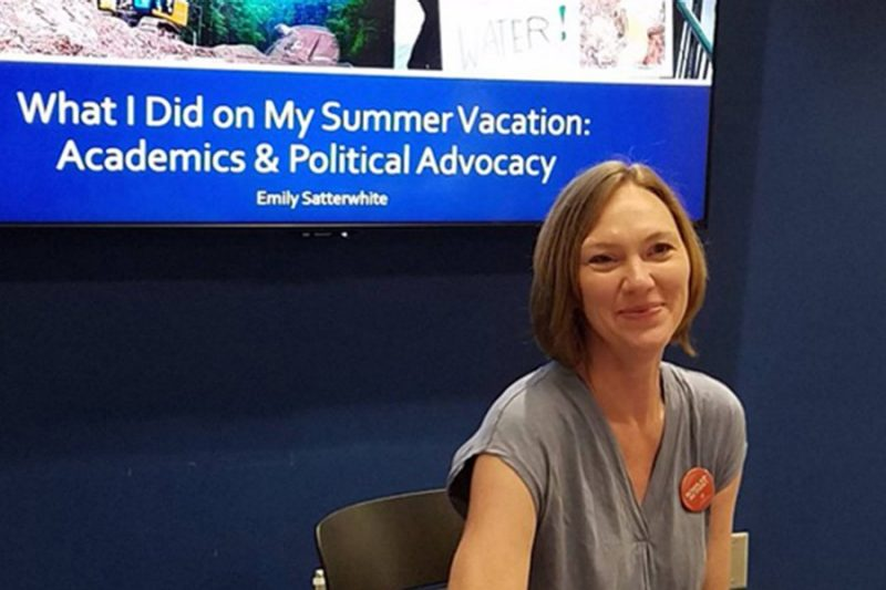 Emily. Satterwhite, Associate Professor and Director of Appalachian Studies