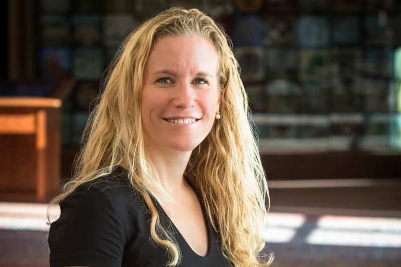 Ashley Veronica Reichelmann, Assistant Professor
