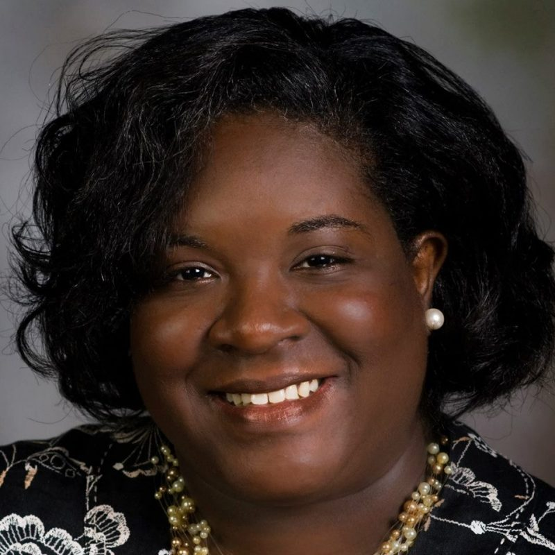 Sharrika D. Adams, Assistant Professor of Practice