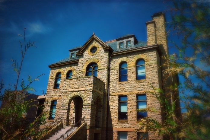 The first Hokie Stone building on the Blacksburg campus received a restoration, a new name, and new tenants. Now it is time to celebrate its past, present, and future.