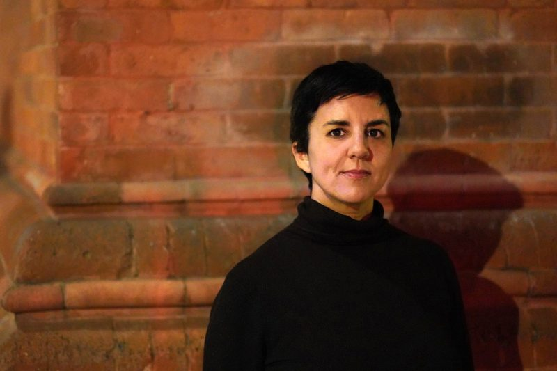 Carmen Giménez Smith, whose most recent poetry collection was named a finalist for the 2019 National Book Award for poetry, is one of a number of celebrated poets at Virginia Tech.