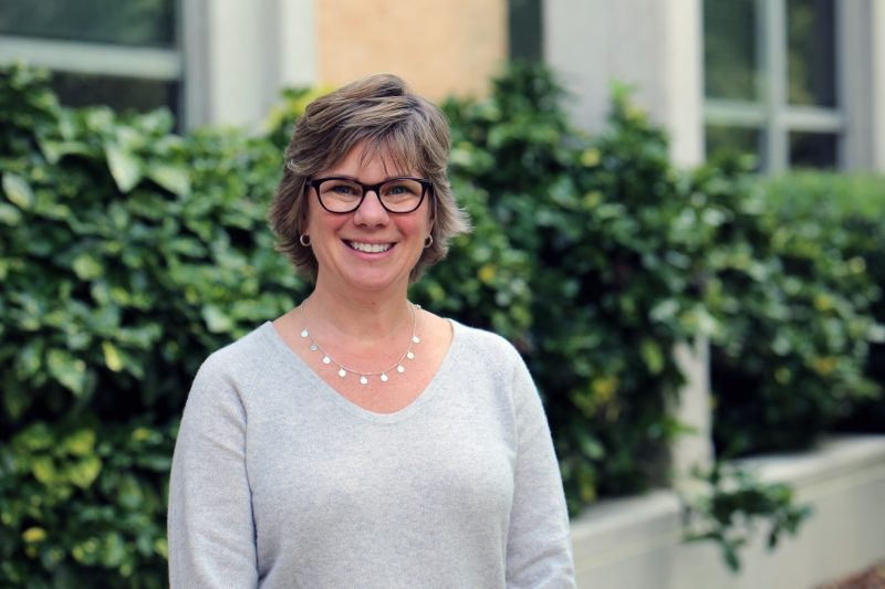 Kristin Gehsmann will serve as the director of the School of Education and a professor.