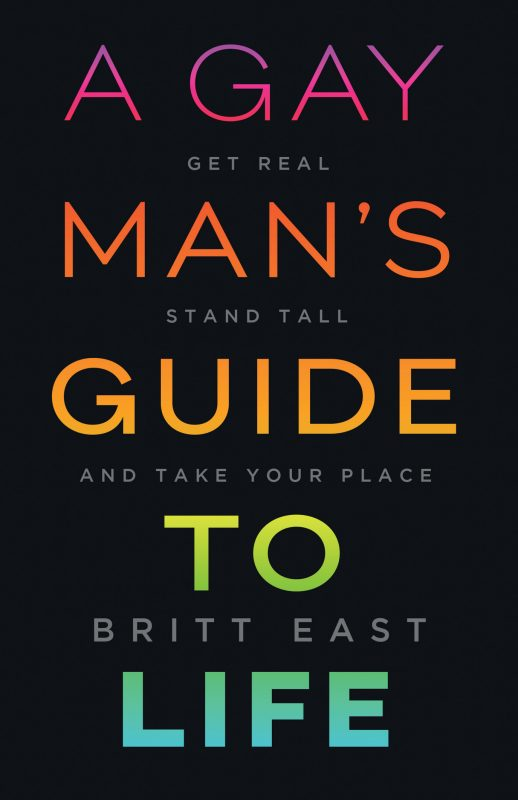 Book cover for A Gay Man's Guide to Life