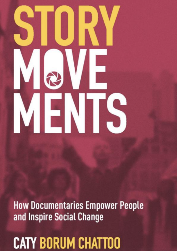 Book cover for Story Movements