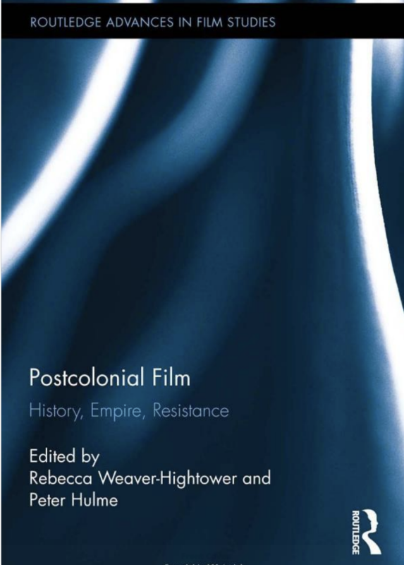 Cover of Postcolonial Film book cover