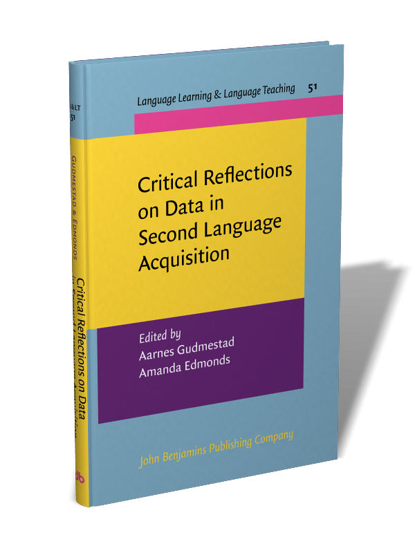 Critical Reflections on Data in Second Language Acquisition