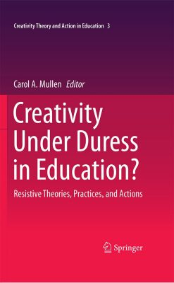 Creativity Under Duress in Education