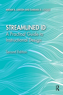 Book cover for Streamlined ID, by Barbara Lockee