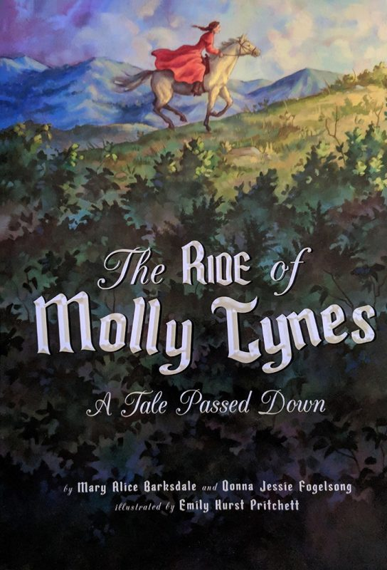 The Ride of Molly Tynes
