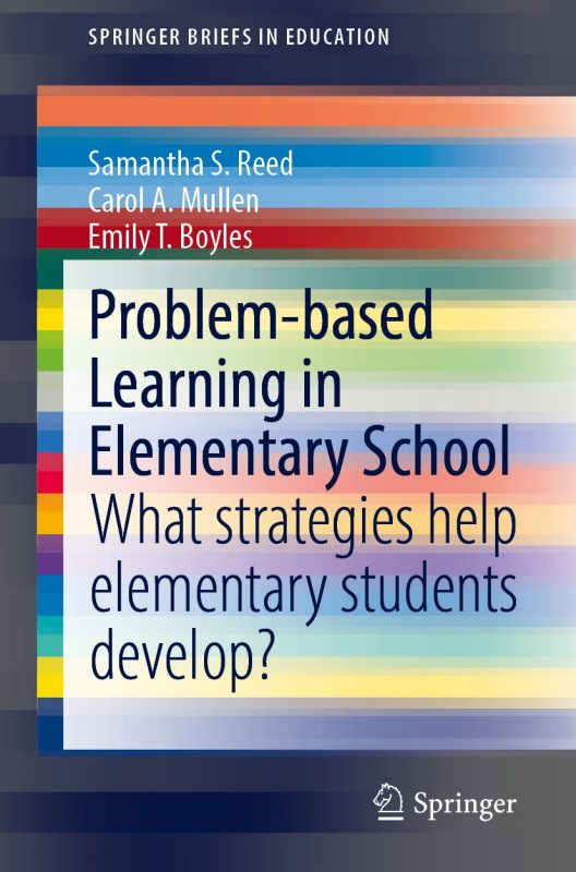 Problem-based Learning in Elementary School book cover