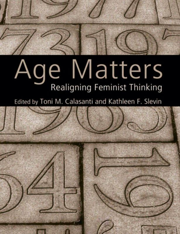 Age Matters Book Cover