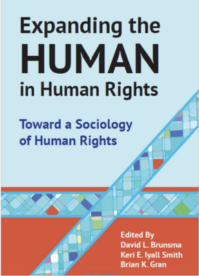 The book cover of Expanding the Human in Human Rights: Toward a Sociology of Human Rights