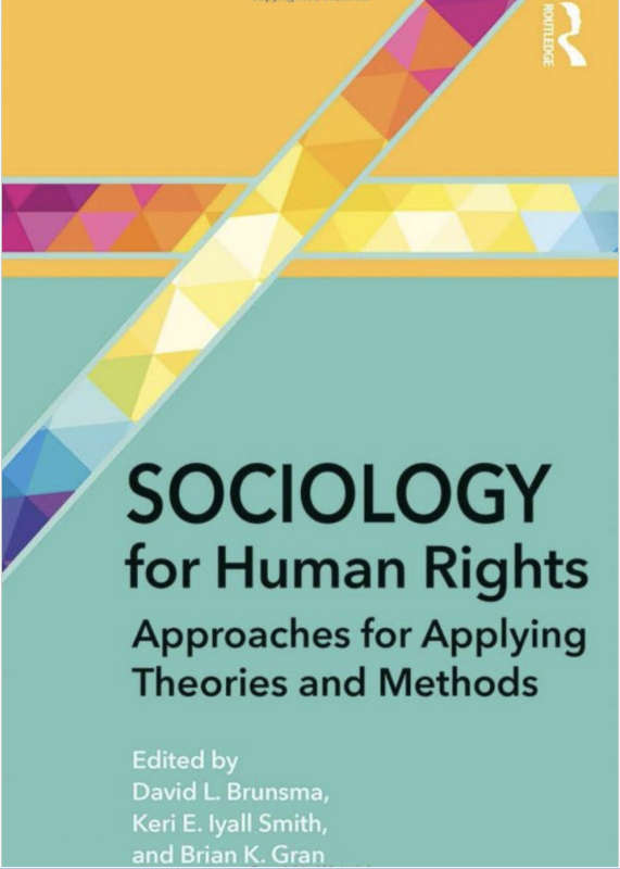 Book cover for Sociology for Human Rights